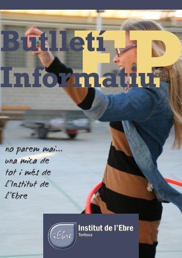 Revista - Institut de l'Ebre