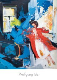 Wolfgang Isle - Ausstellungskatalog - Galerie Schrade