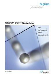 09102 PG RESIST de.indd - Plexiglas