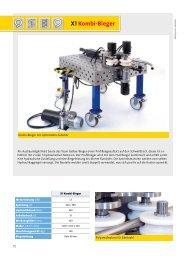 Information about combined bender X1 (GER) - Gelber-Bieger GmbH