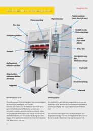 Informationen zu Abkantpressen - Gelber-Bieger GmbH