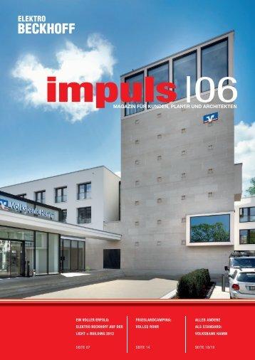impuls - Elektro Beckhoff Verl