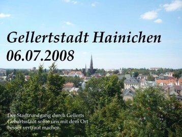 Downloadlink - Gellert-Museum Hainichen