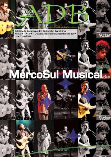 MercoSul Musical - ADB