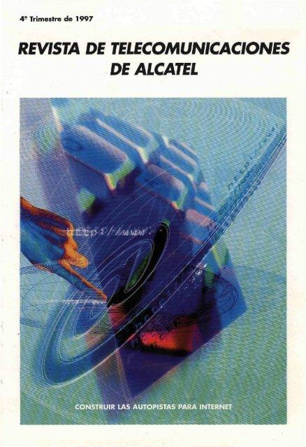 Revista De Telecomunicaciones De Alcatel Archivo Digital