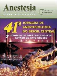 Maio/Junho - Sociedade Brasileira de Anestesiologia