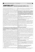 AMTSBLATT für die Gemeinde Seddiner See - Page 6