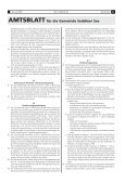 AMTSBLATT für die Gemeinde Seddiner See - Page 7