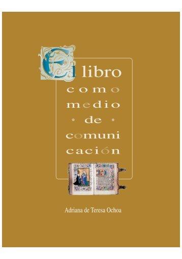 El libro como medio de comunicación - Iniciar