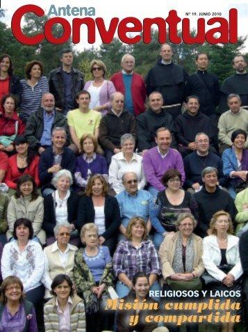 Antena Antena - Franciscanos Conventuales de España