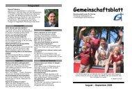 August 2009 - Gemeinschaft-flensburg.de