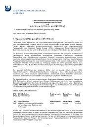 DRG-Entgelttarif 2009 für Krankenhäuser im Anwendungsbereich ...