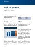 Geschäftsbericht 2011 - Genossenschaftsbank Unterallgäu eG - Seite 3
