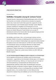 GeNUBox: Kompakte Lösung für sicheren Tunnel - GeNUA