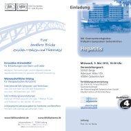 Hepatitis - Gastroenterologische Gemeinschaftspraxis Herne