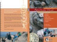 Abenteuer Steine - Geo step by