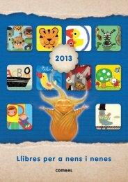 Llibres per a nens i nenes - Combel