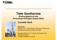 Viertl EEG tiefe Geothermie GtV BV Karlsruhe