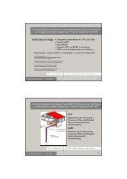 Enhanced Geothermal Response Test (EGRT) - Geothermie