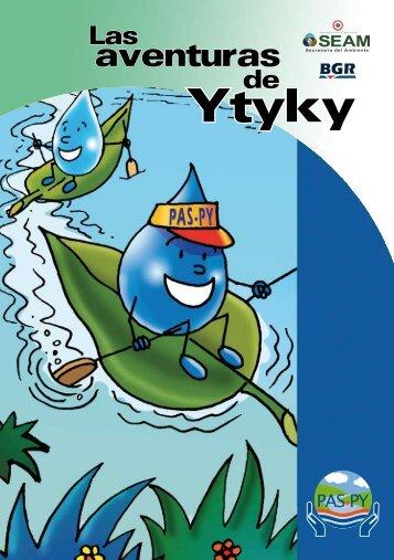 Las aventuras de Ytyky - BGR