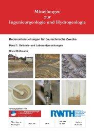als PDF - Geotechnisches Büro Prof. Dr.-Ing. H. Düllmann GmbH