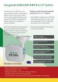 Ab sofort verfügbar: der neue FATBACK®-Kanister! - Gerlicher GmbH - Seite 3