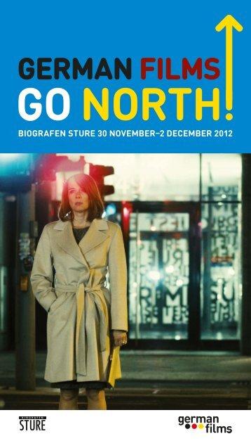 biografen sture 30 november–2 december 2012 - German Films