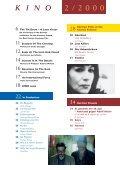 Titel Kino 2-2000 - German Films - Page 4