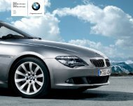 Nuevo BMW Serie 6 Cabrio Nuevo BMW Serie