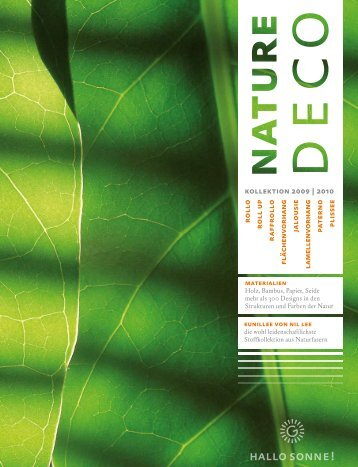 Download Magazin Nature Deco.pdf (17,1 MB - Germania