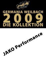DIE KOLLEKTION JAKO Performance - Germania Weilbach