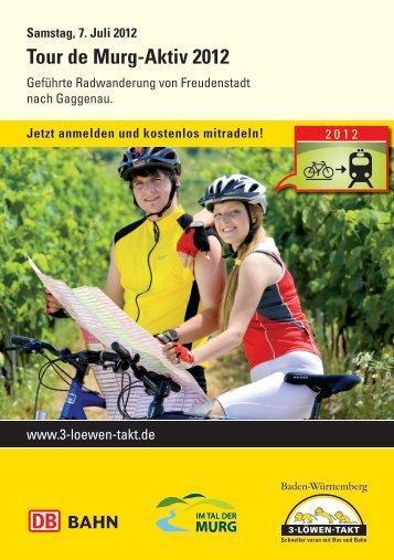 Tour de Murg-Aktiv 2012 - Stadt Gernsbach
