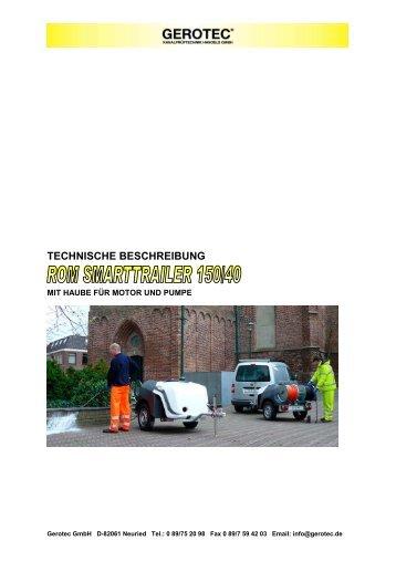 TECHNISCHE BESCHREIBUNG_SmartTrailer 150-40_09_2010
