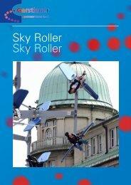 Sky Roller Sky Roller - Gerstlauer Elektro GmbH - Amusement Rides