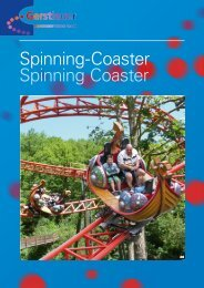 Spinning-Coaster - Gerstlauer Elektro GmbH - Amusement Rides