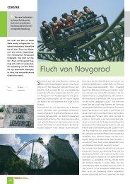 Fluch von Novgorod - Gerstlauer Elektro GmbH