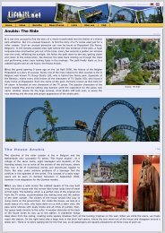 Anubis: The Ride - Gerstlauer Elektro GmbH - Amusement Rides