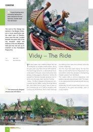 'Vicky - The Ride', Plopsa Coo