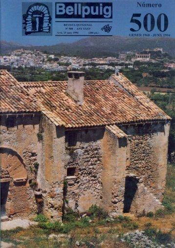 Bellpuig - Biblioteca Digital de les Illes Balears - Universitat de les ...