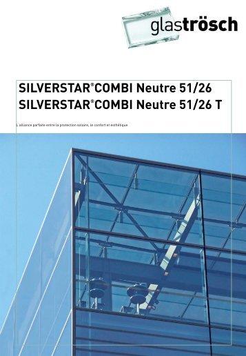SILVERSTAR®COMBI Neutre 51/26 - Glas Trösch