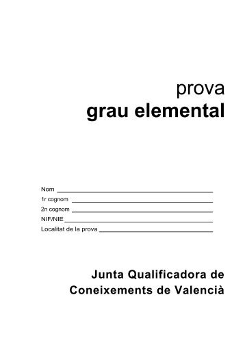 Prova 2P-2012