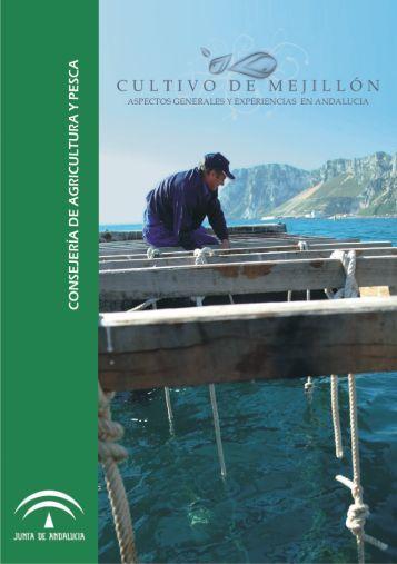 Cultivo de mejillon - Junta de Andalucía
