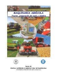 El tractor agrícola: potencia, tracción y rodadura