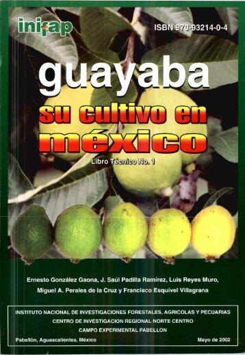 Guayaba Su Cultivo En México - COFUPRO