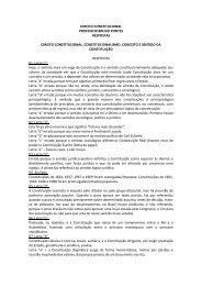direito constitucional professor bruno pontes respostas direito ...