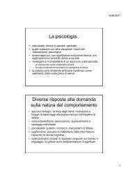 Slides Mazzara 2010 - Facoltà di Scienze della Comunicazione