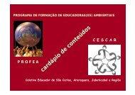 Consumo - Amadeu (UFSCar) - CDCC - USP