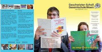 Geschwister-Scholl Gesamtschule Moers - GSG Moers
