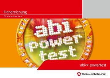 abi_powertest_Präsentation_Medienbotschafter - Geschwister ...