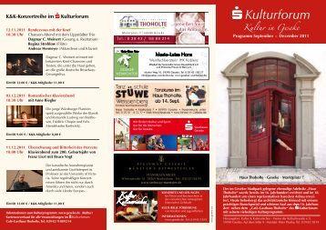 Kulturforum - Geseke